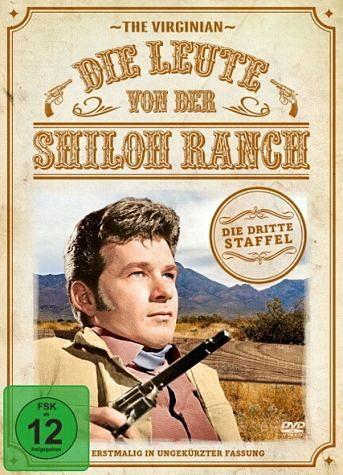 DVD »Die Leute von der Shiloh Ranch - Die dritte...«