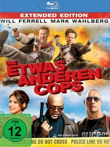 Blu-ray »Die etwas anderen Cops (Extended Edition)«