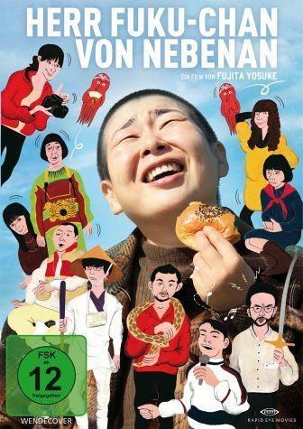 DVD »Herr Fuku-chan von nebenan (OmU)«