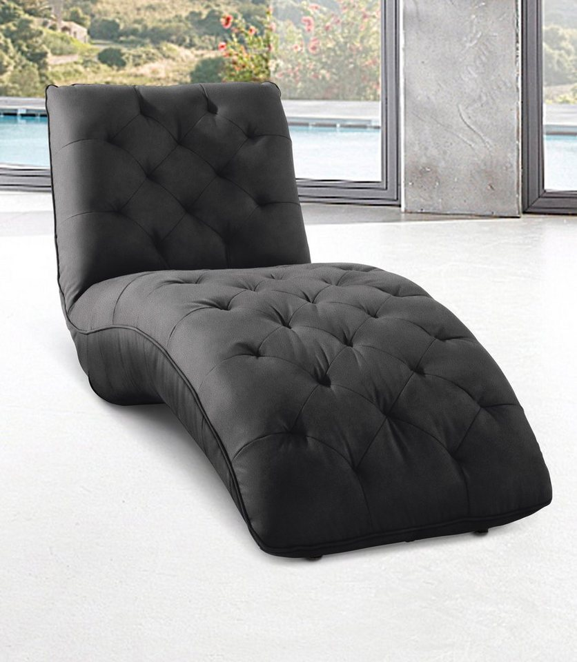 inosign relaxliege in retro optik online kaufen otto. Black Bedroom Furniture Sets. Home Design Ideas