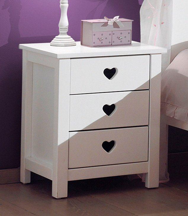 Nachttische - Vipack Furniture Nachttisch »Amori«  - Onlineshop OTTO