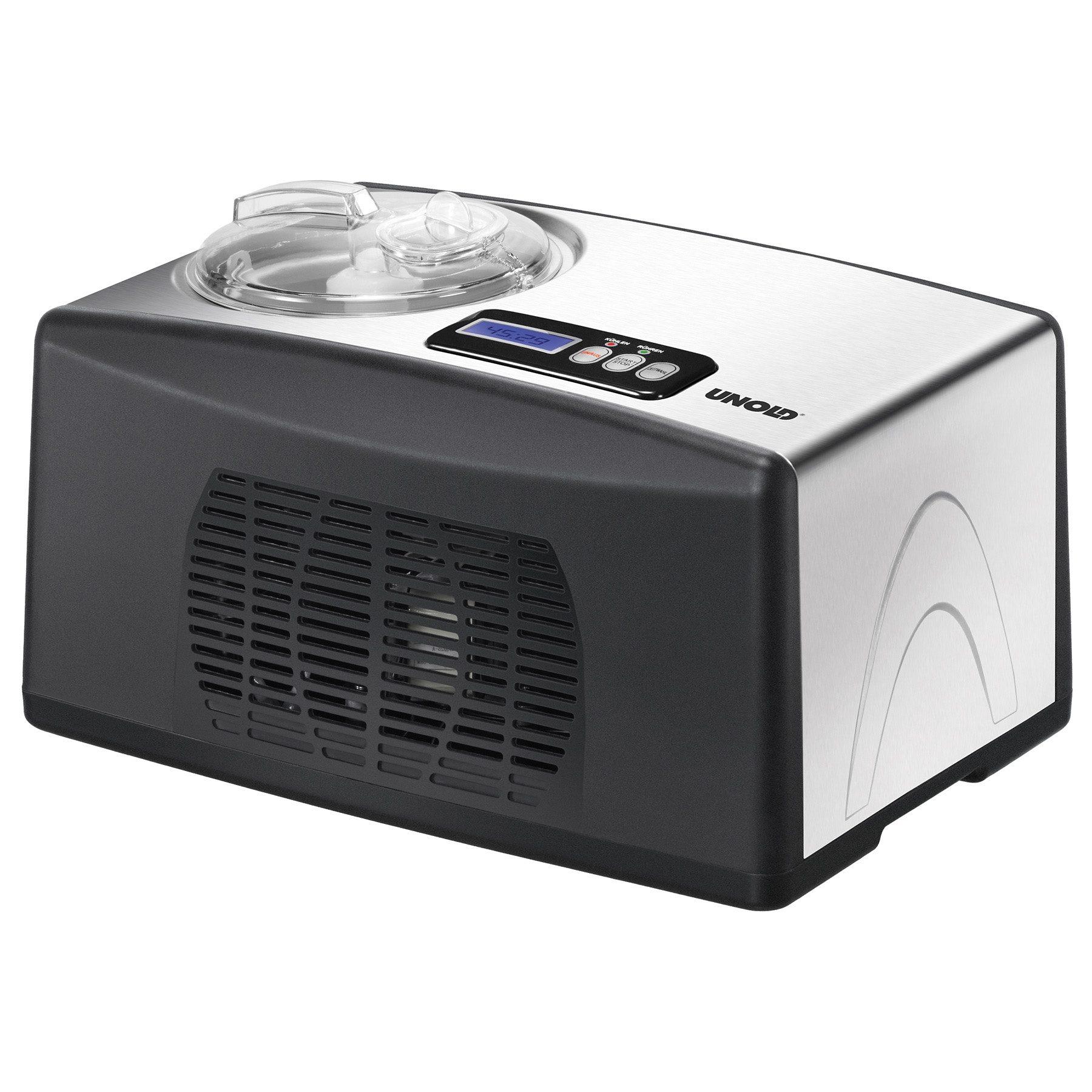 UNOLD® Eismaschine »Cortina« 48806, für 1,5 Liter, 150 Watt