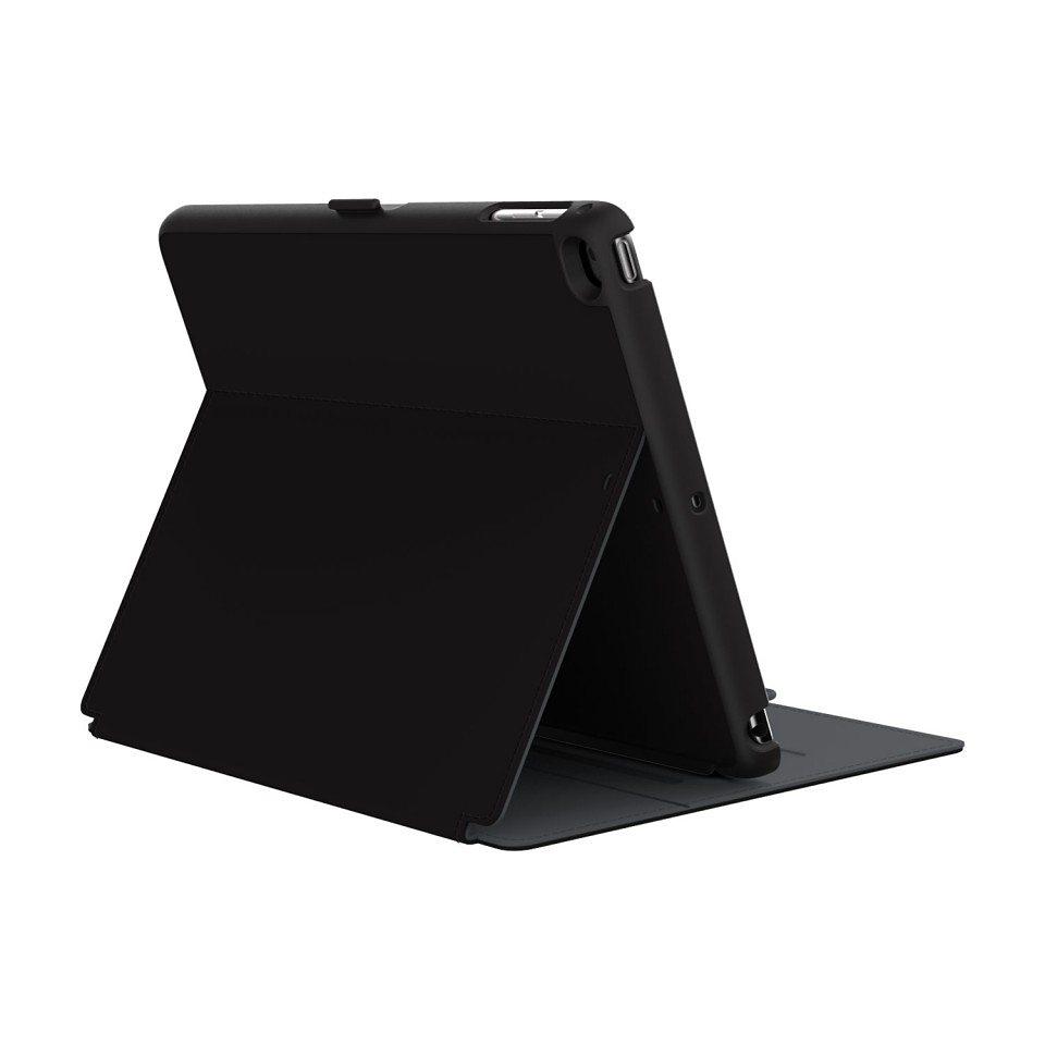 Speck HardCase »StyleFolio iPad Air (1/2) Black/Slate Grey« in schwarz