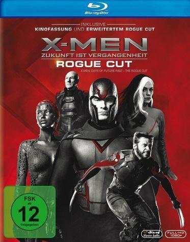Blu-ray »X-Men: Zukunft ist Vergangenheit - Rogue Cut...«