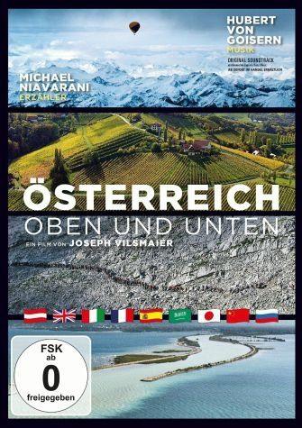Blu-ray »Österreich: Oben und Unten«