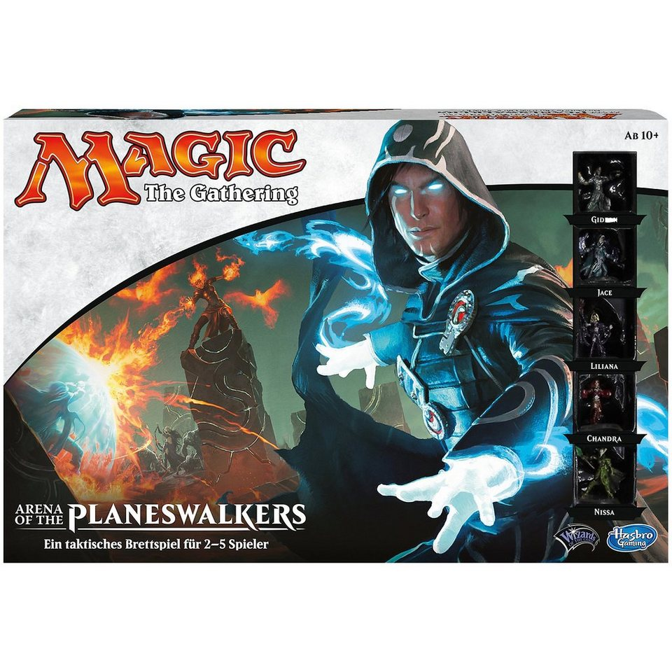 Hasbro Magic: The Gathering- Arena of the Planeswalkers Das Brettsp