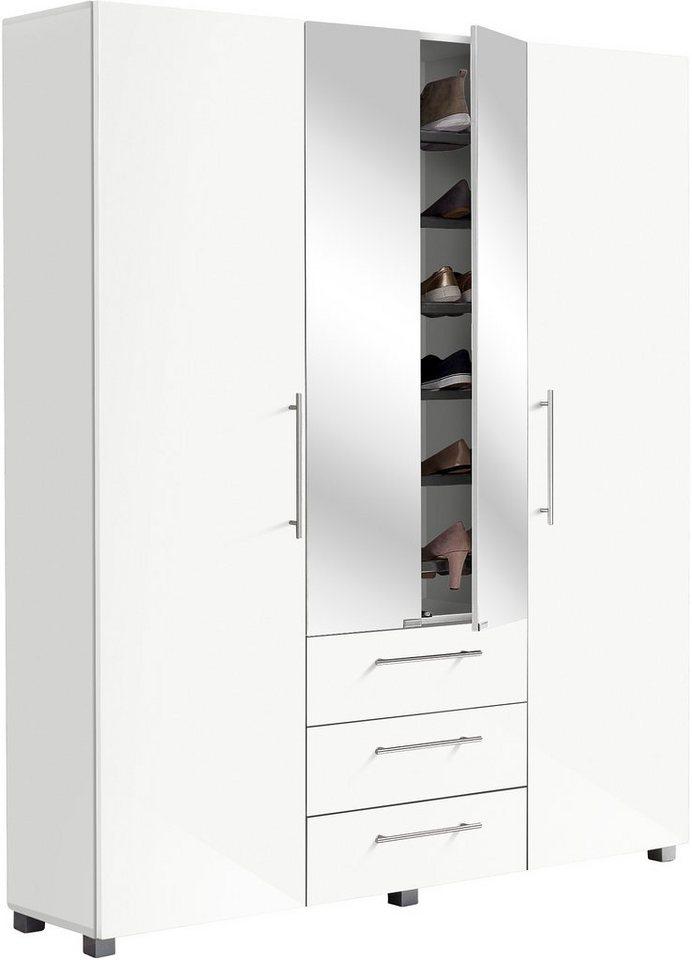 Schildmeyer garderobenschrank danu mit spiegel otto - Garderobenschrank mit spiegel ...