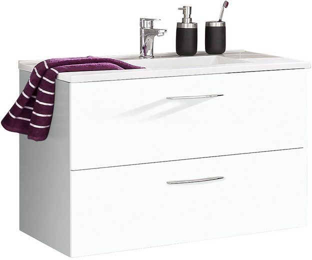 Waschtisch »Portofino«, mit Soft-Close-Funktion