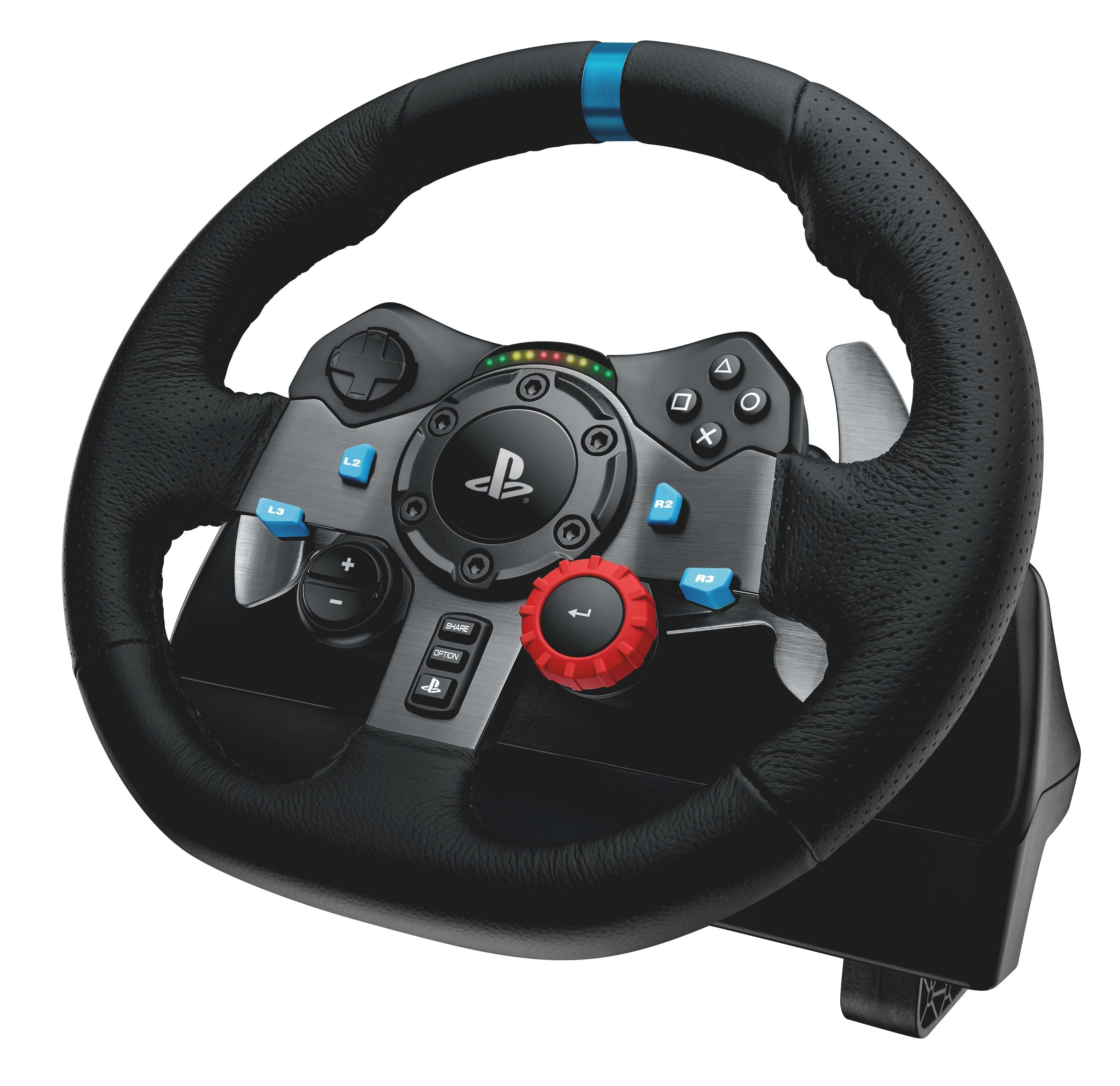 Logitech Games Gaming-Zubehör »G29 Driving Force Racing RennLenkrad 941-000112«