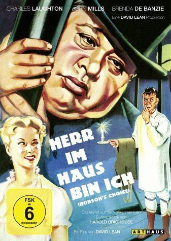 DVD »Herr im Haus bin ich«