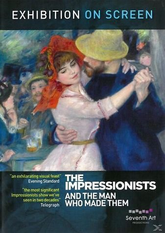 DVD »Exhibition on Screen: The Impressionists and...«