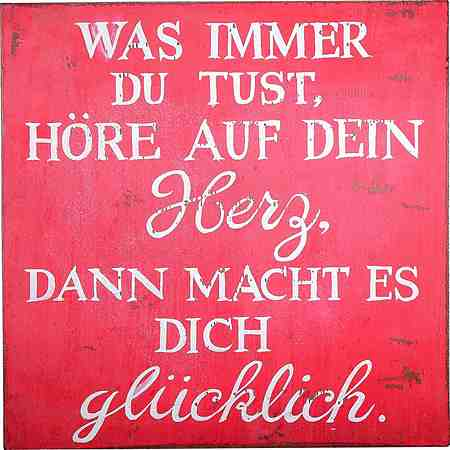 SIT, Wandbild, »Wall Art«