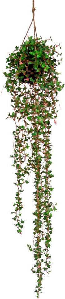 Home affaire, Kunstpflanze, »Mini Efeu Hängeampel« in grün