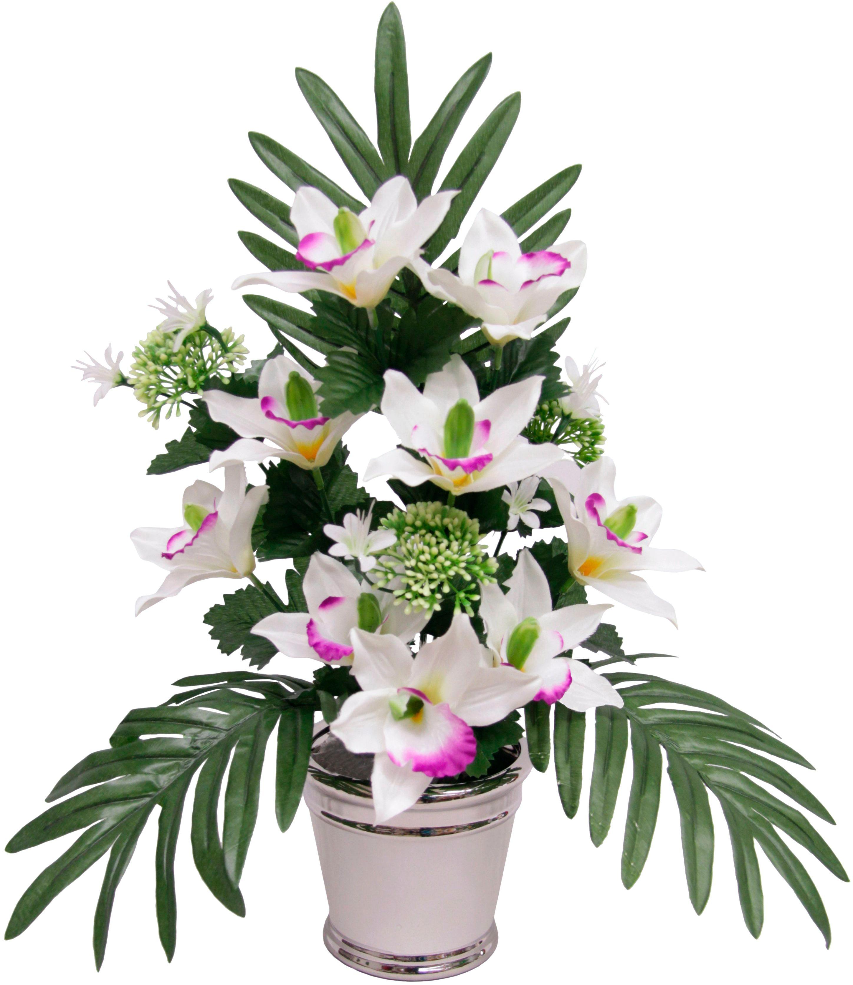 Home affaire Kunstblume »Orchideen Arrangement«
