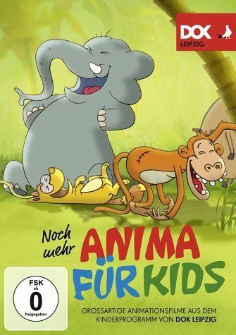 DVD »Noch mehr Anima für Kids«