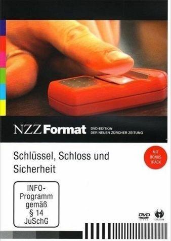 DVD »Schlüssel, Schloss Und Sicherheit«
