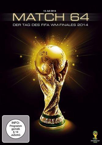 DVD »Match 64 - Der Tag des WM-Finales 2014«