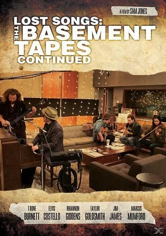 DVD »Lost Songs - The Basement Tapes Continued«