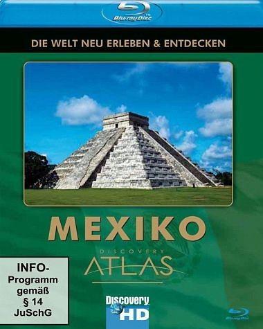 Blu-ray »Discovery Atlas - Mexico«