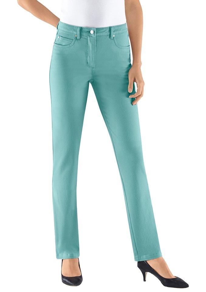 Classic Inspirationen Jeans in Stretch-Qualität in wintertürkis