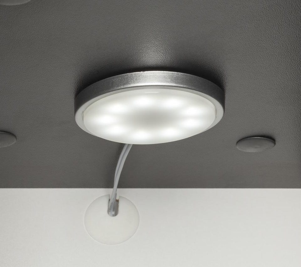 Welltime LED-Unterbauspots »Tetis« (2er Set)