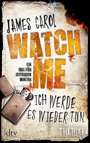 Broschiertes Buch »Watch Me - Ich werde es wieder tun / Jefferson...«