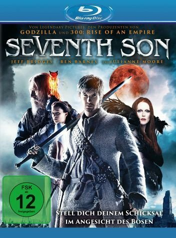 Blu-ray »Seventh Son«