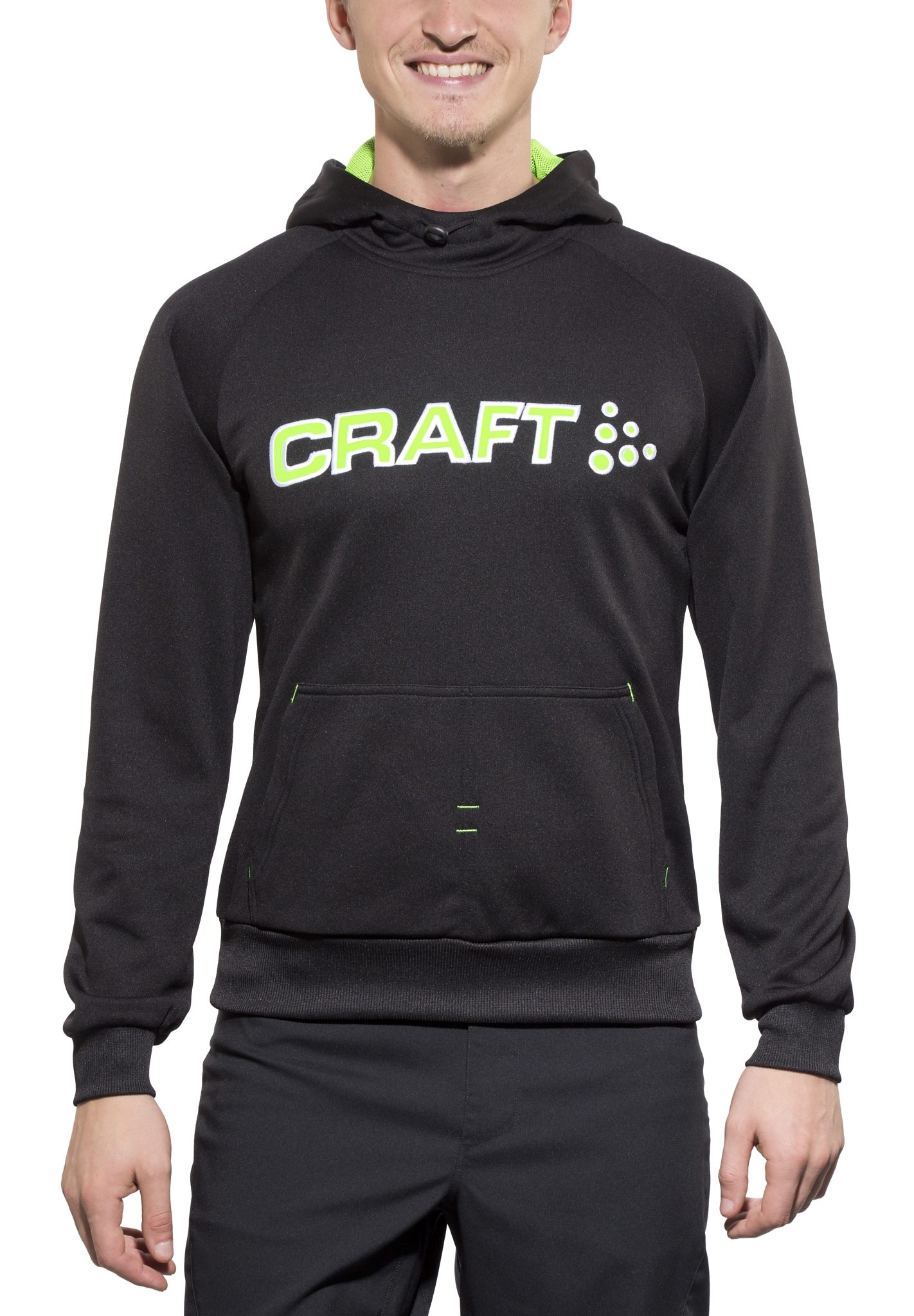 Craft Pullover »Craft Flex Hood Men black/«
