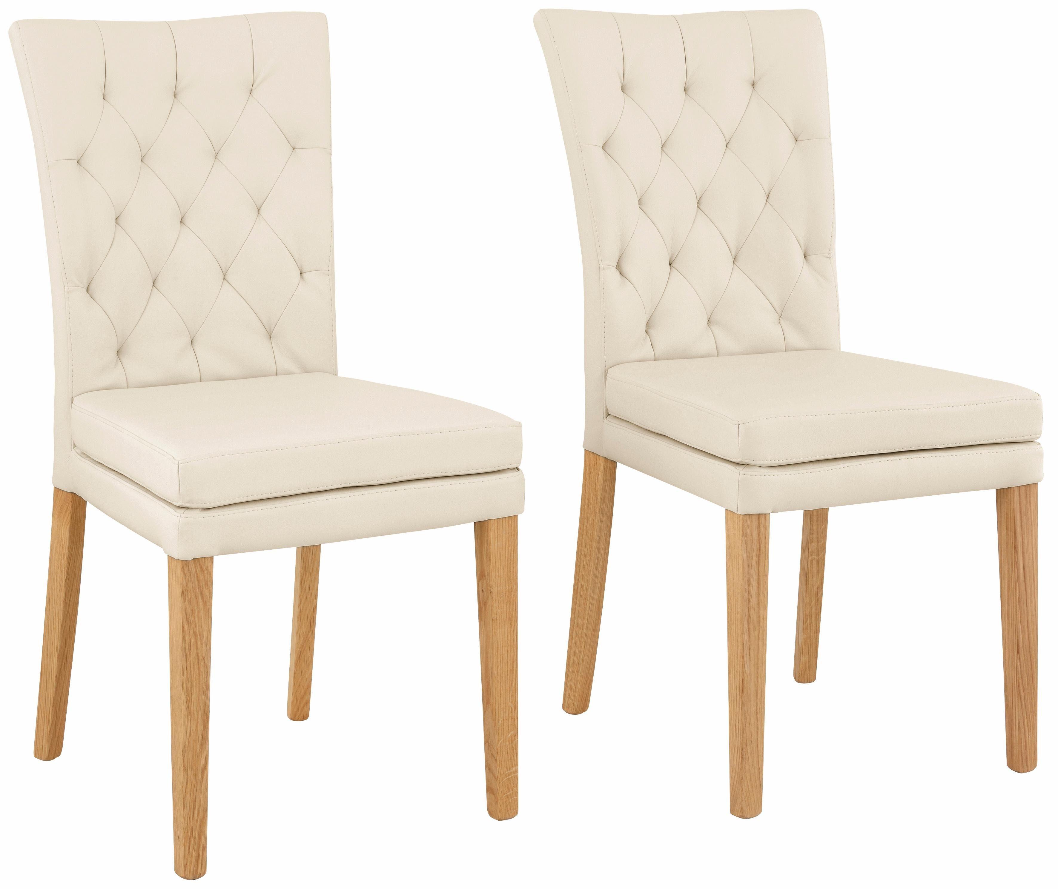 Home affaire Stuhl »Colorado« Beine in eiche oder nussbaum. Im 2er, 4er oder 6er Set online kaufen | OTTO