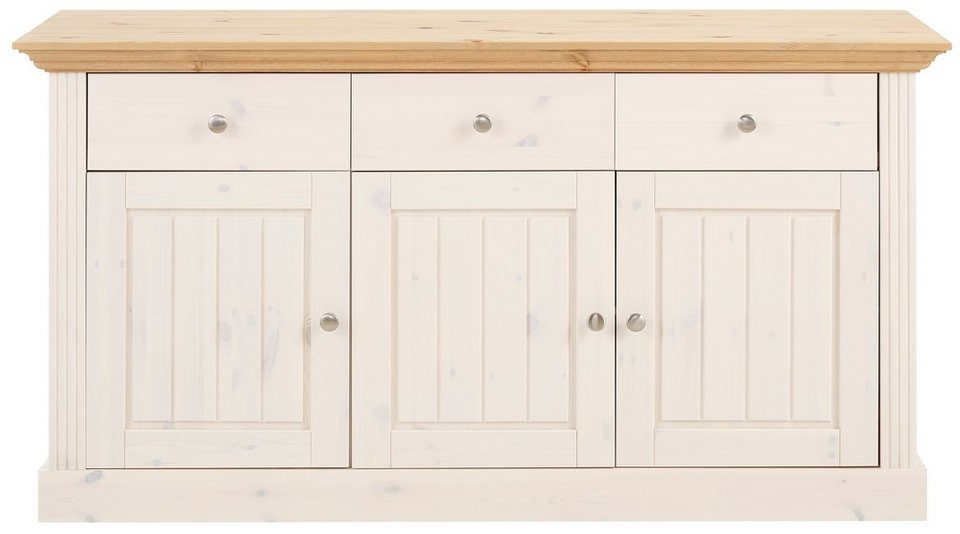 Sideboard home affaire skanderborg breite 145 cm for Sideboard hohe 70 cm