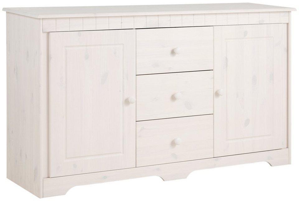 home affaire sideboard p hl 140 cm breit kaufen otto. Black Bedroom Furniture Sets. Home Design Ideas