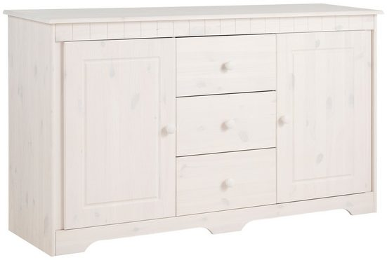 Home affaire Sideboard »Pöhl«, 140 cm breit