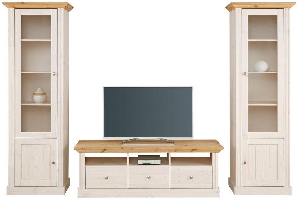 Home affaire Wohnwand »Skanderborg« (3-tlg.), Breite 270 cm online ...
