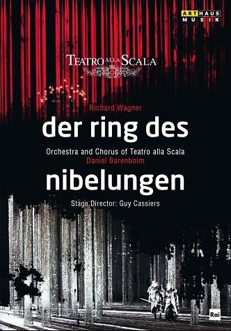 DVD »Wagner, Richard - Der Ring des Nibelungen (7...«