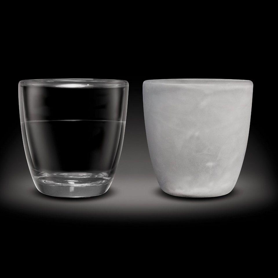 Amsterdam Glass Amsterdam Glass Saft Glas 0.2 l , 2er-Set in transparent