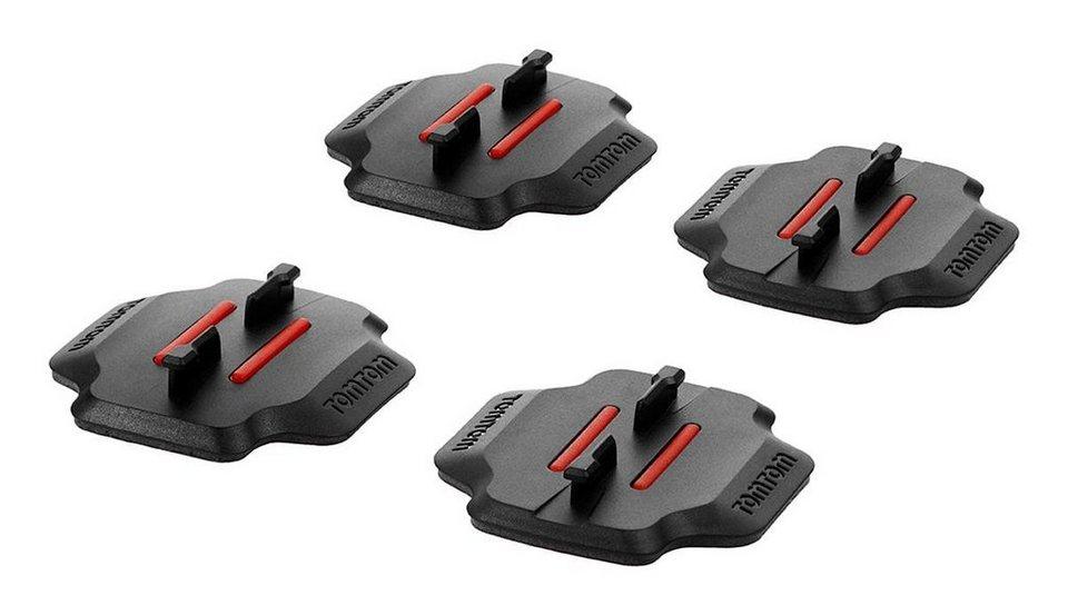 TomTom Actioncam-Zubehör »Bandit Standard-Halterung (2 x 2 Stück)«