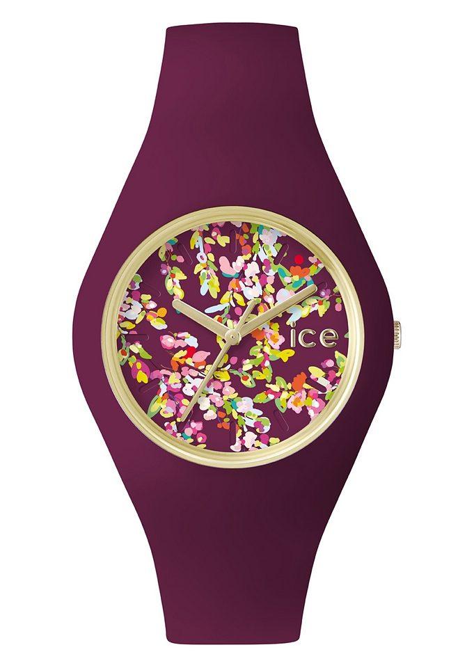 ice-watch Quarzuhr »ICE-FLOWER, ICE.FL.WON.U.S.15«