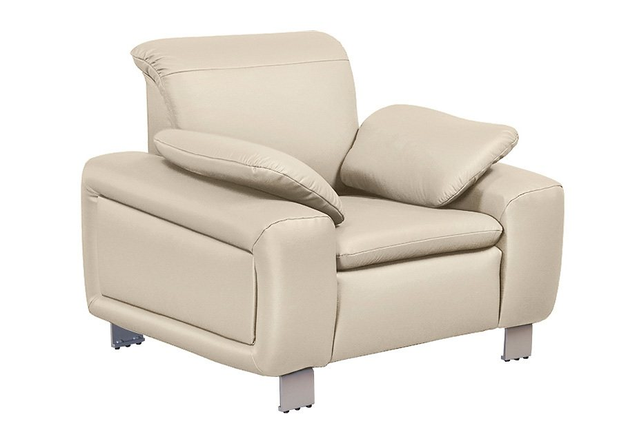 Sit&More 2-Sitzer in creme