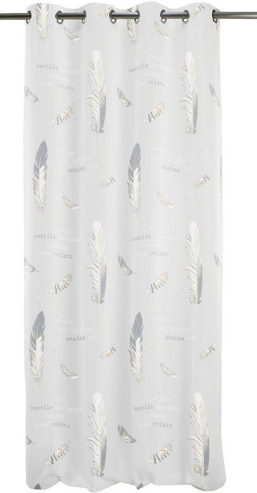 Vorhang, Apelt, »Ikarus« (1 Stück) in natur Inbetween