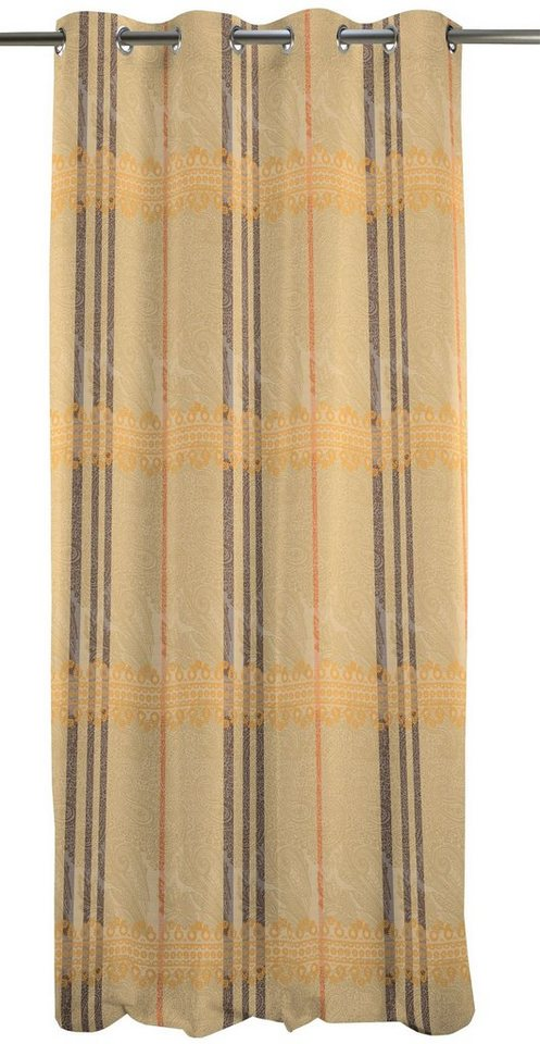 Vorhang, Apelt, »Tudor« (1 Stück) in beige