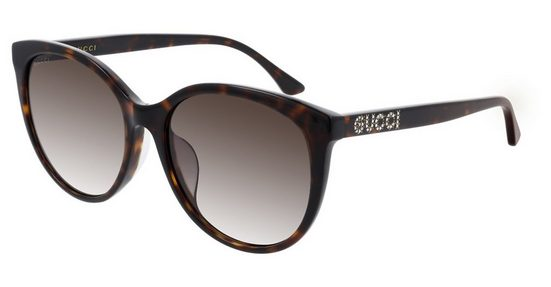 GUCCI Sonnenbrille »GG0729SA«