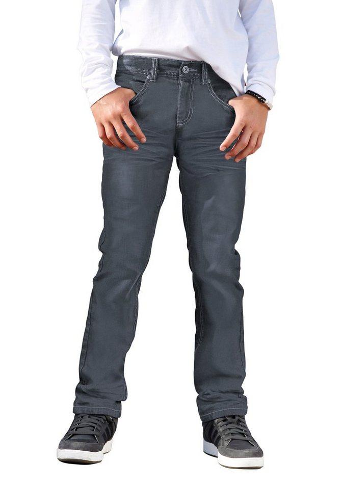 arizona regular fit jeans in slim passform f r schlanke. Black Bedroom Furniture Sets. Home Design Ideas
