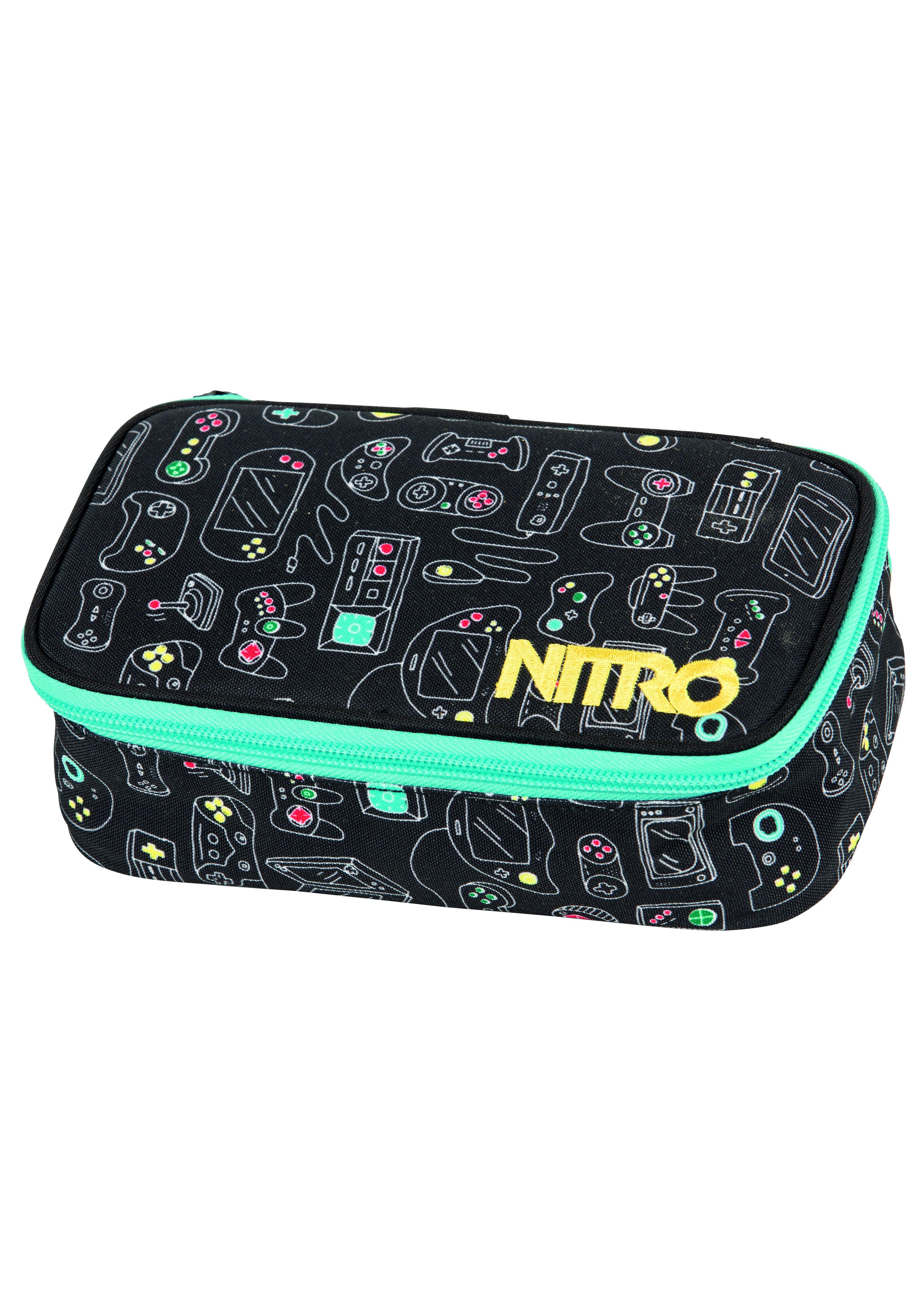 Nitro Mäppchen, »Pencil Case XL - Gaming«