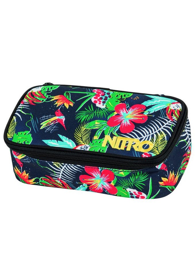 Nitro Mäppchen, »Pencil Case XL - Paradise«