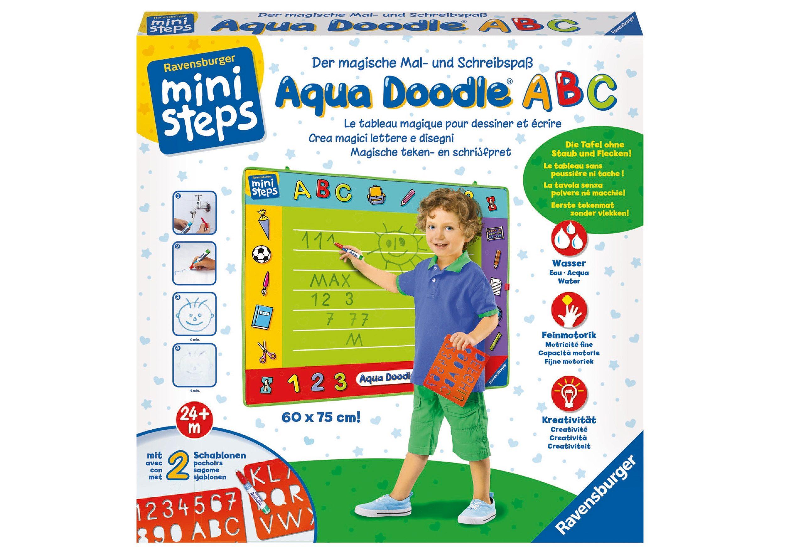 Ravensburger Maltafel, ministeps®, »Aqua Doodle ABC«