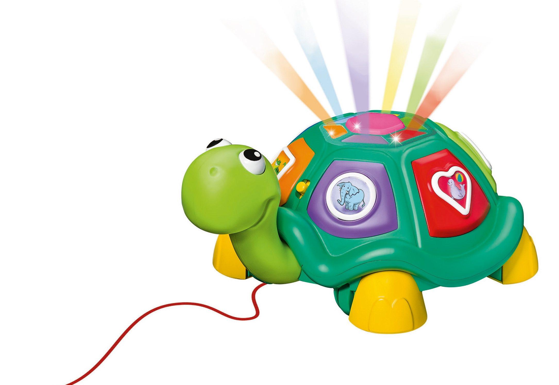 Ravensburger Lernspielzeug, ministeps®, »5-in-1 Lernspaß-Schildkröte«