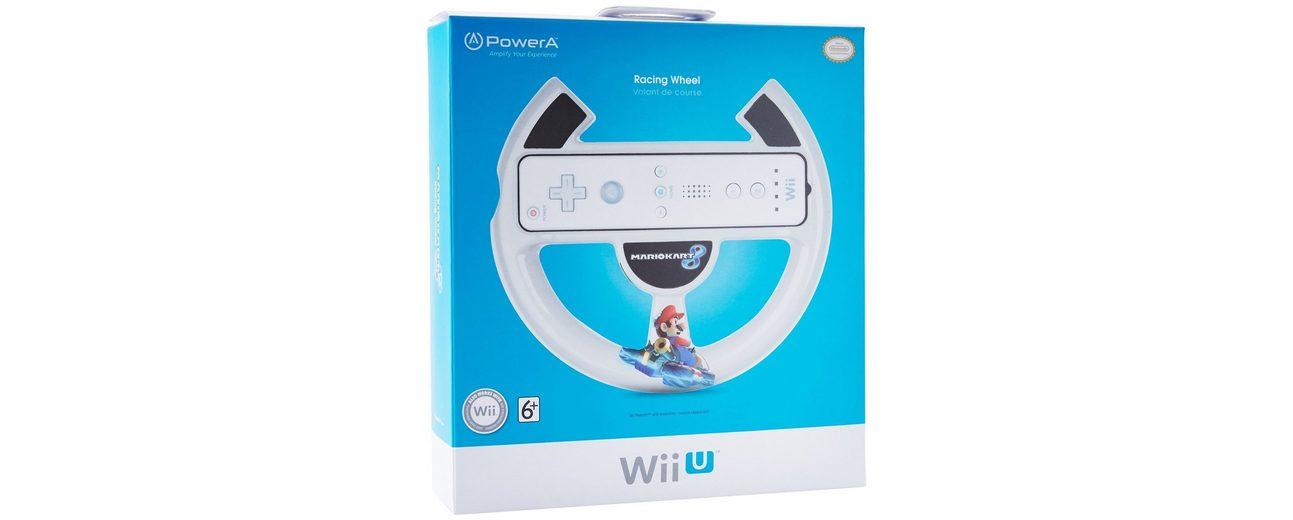 PowerA Lenkrad Mario Kart 8 Racing Wheel »(WiiU)«