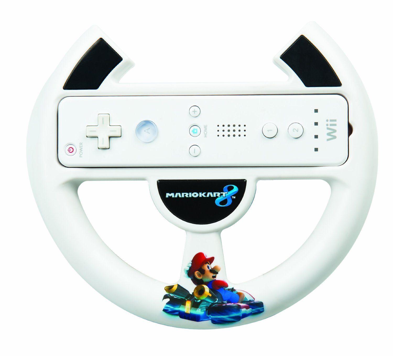 PowerA Lenkrad Mario Kart 8 Racing Wheel »WiiU«