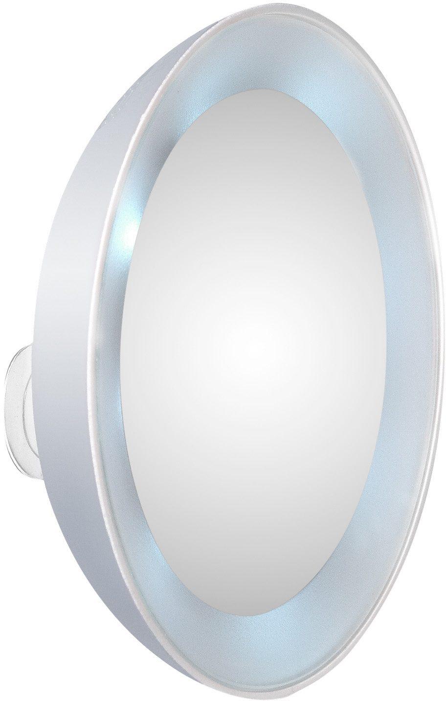 Tweezerman, »Vergrößerungsspiegel«, 15-fach mit LED-Beleuchtung