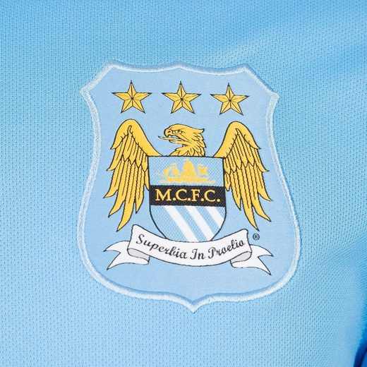 Nike Manchester City FC Trikot Home Stadium 2015/2016 Herren